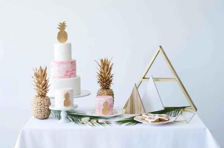 8 tables pour votre weddind cake ! - 6