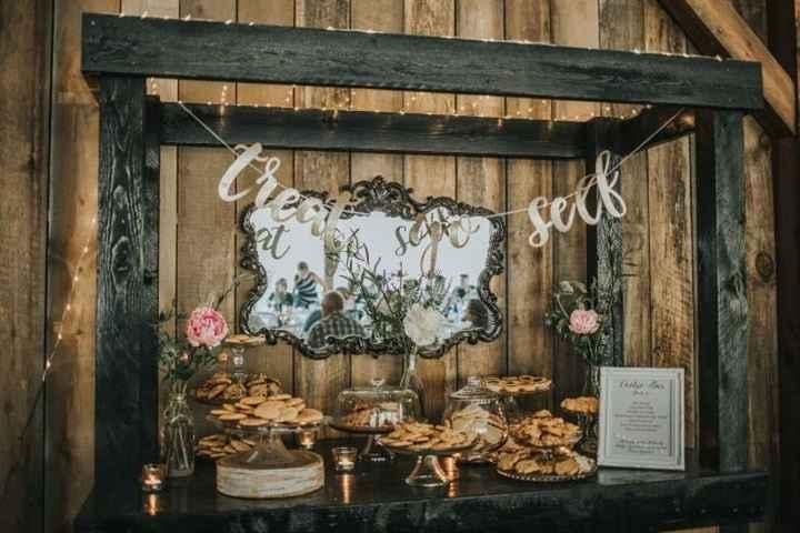 8 tables pour votre weddind cake ! - 8
