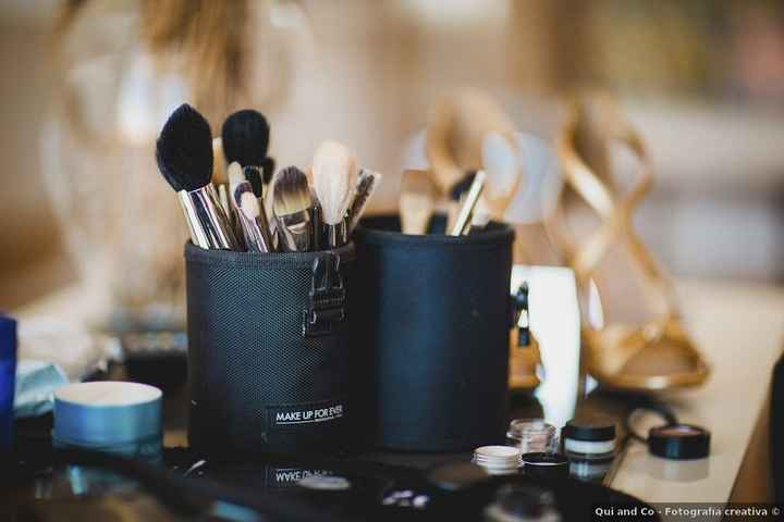 VOTE : Prestataire maquillage ! - 1