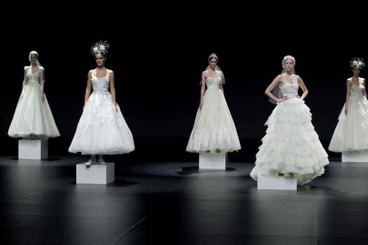 La Bridal Fashion Week 2020, Yolancris à l'honneur ! - 1