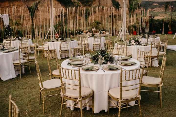 Vos tables seront rondes ? Voici des inspirations pour votre réception ✨ - 4