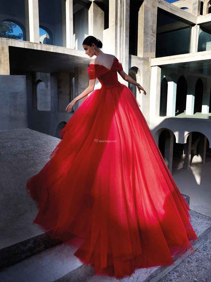 Se marier en rouge : Vote ! 👗 - 2