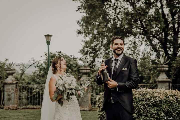 8 situations qui peuvent arriver aux marié(e)s 😱 - 1