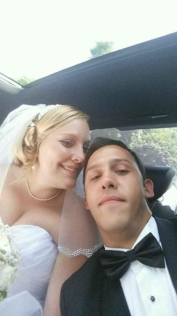 Notre fabuleux mariage du 27 juin - 7