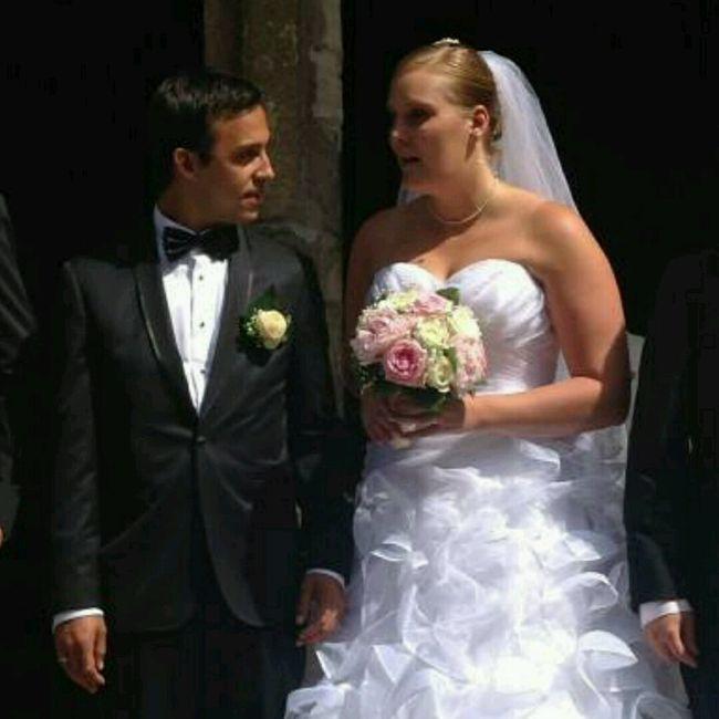 Notre fabuleux mariage du 27 juin - 1