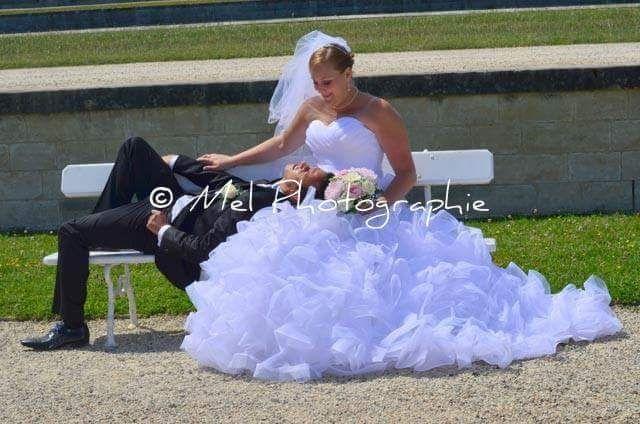 Notre fabuleux mariage du 27 juin partie 2 - 6