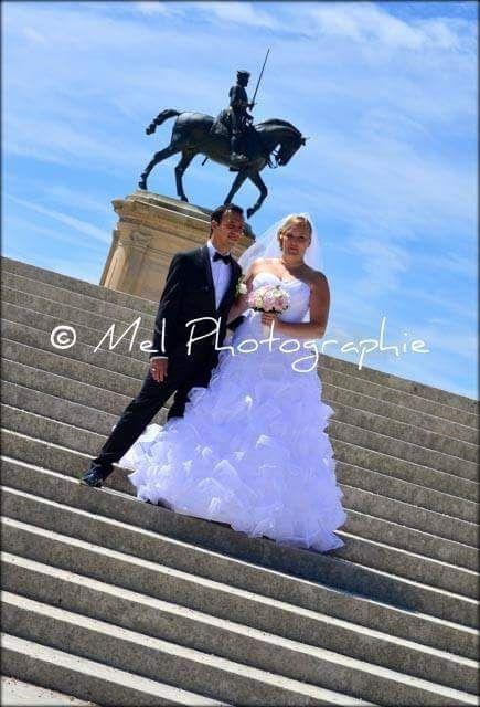Notre fabuleux mariage du 27 juin partie 2 - 8