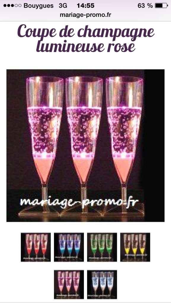 Coupe de champagne - 1