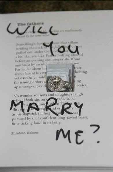 Demande en mariage original - 4