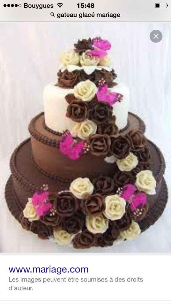 Gâteau en glace - 2