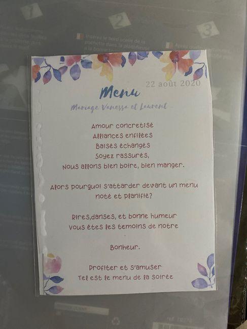 dyi porte menu et menu.... 2