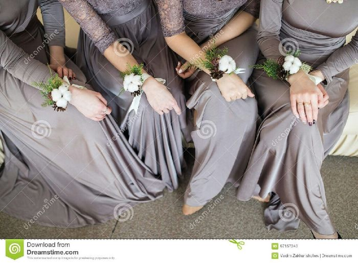 La tenue pour mes demoiselles d'honneurs ? - 5