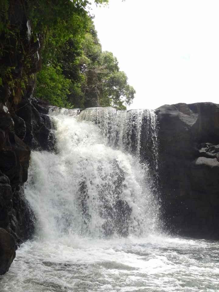 La cascade de Rochester Falls