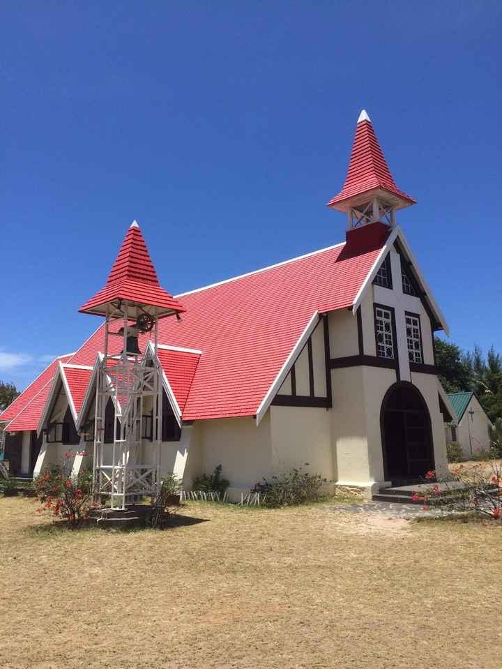 Chapelle du Cap Malheureux