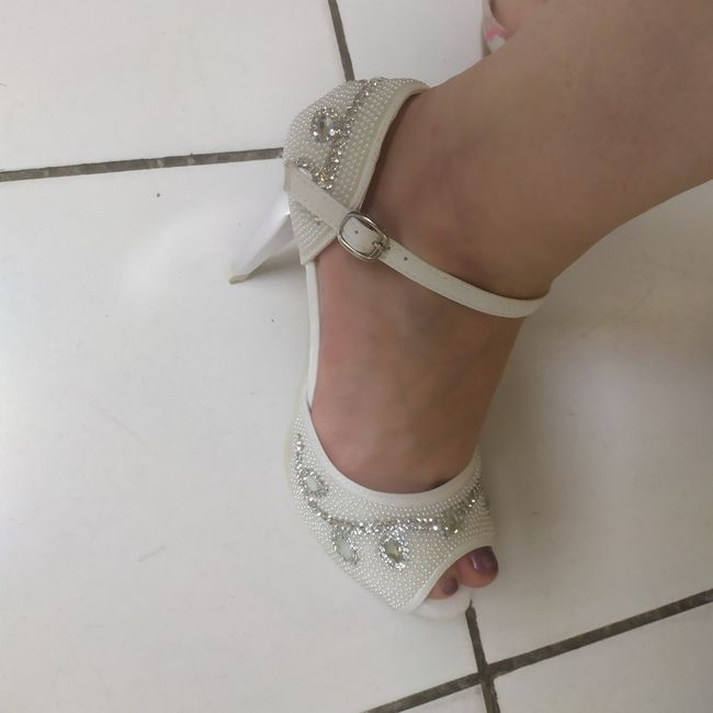 Besoin d'aide pour mes chaussures 1