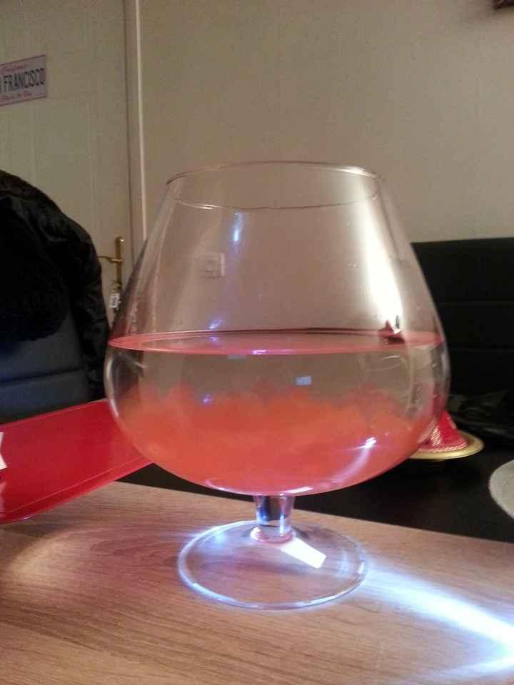 Help deco vase cognac - 1