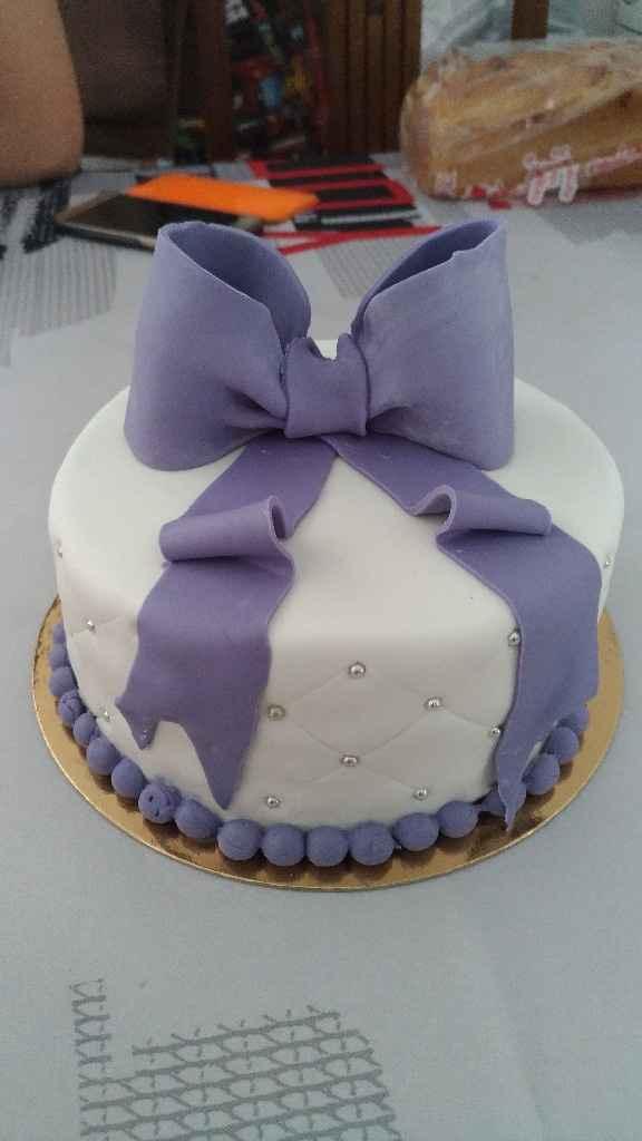 Gâteaux goûtés ... très déçue - 1