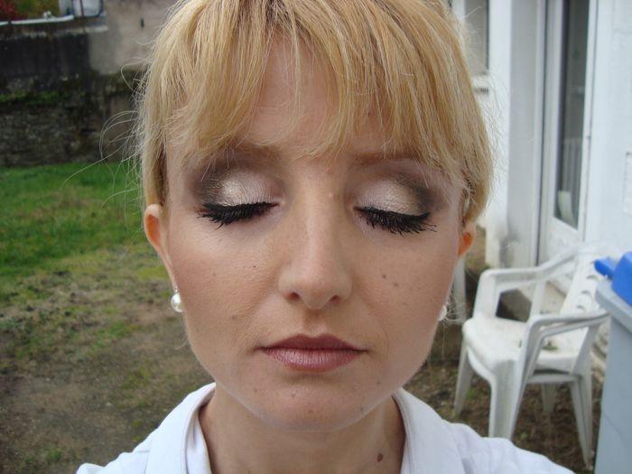 2ème essai maquillage... - 3