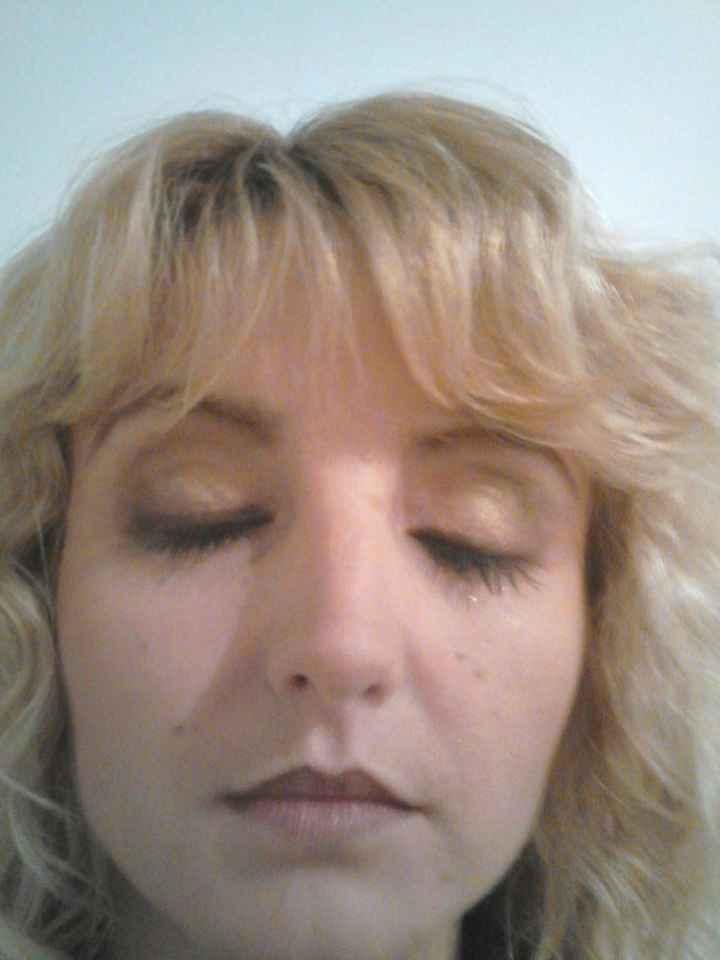 3 ème essai maquillage validé !!! - 2