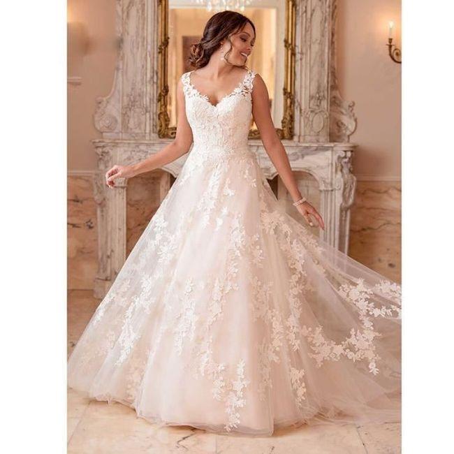 Essayages robe de mariée 5