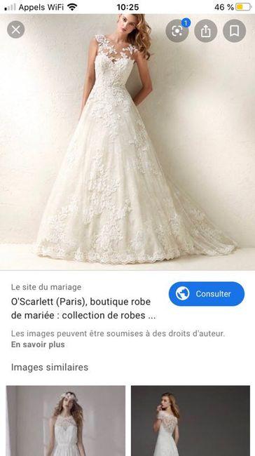 Essayages robe de mariée 6