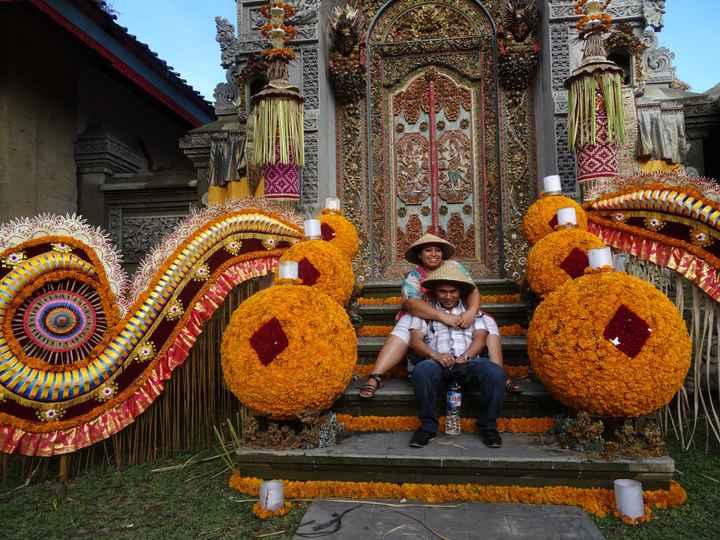 VDN - BALI - Dans les rue de Ubud