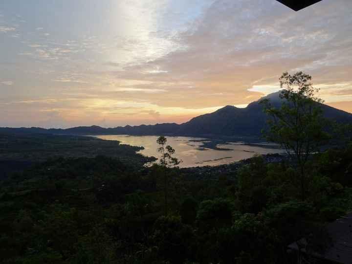 VDN - BALI - Vue sur le lac Batur