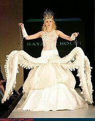 La robe de mariée la plus moche - 5