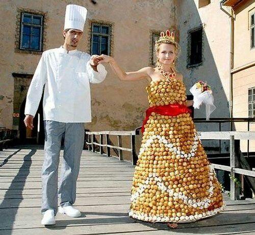 La robe de mariée la plus moche , 6