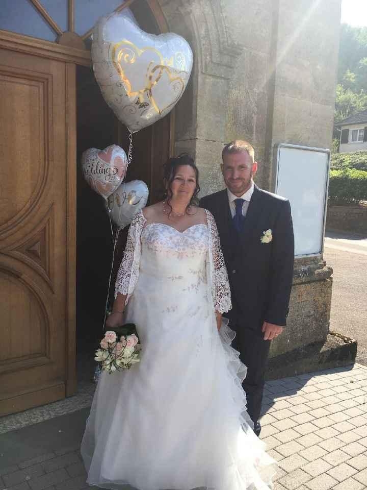 Nous nous marions le 6 Juillet 2019 - Moselle - 1