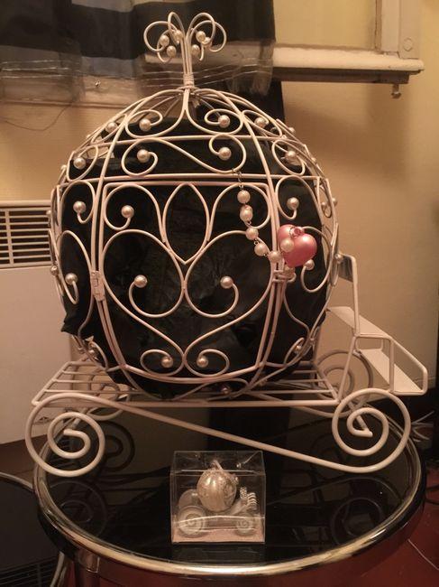 Voici un petit aper u de ma d coration sur le th me conte for Decoration conte de fee