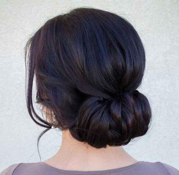 Essai coiffure. - 1