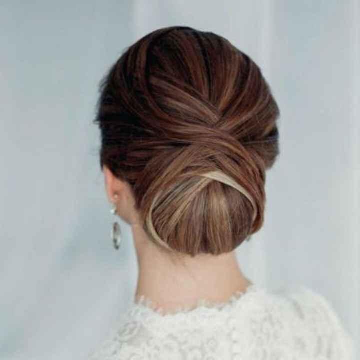 Essai coiffure. - 2