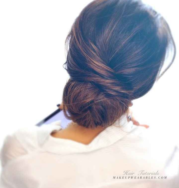 Essai coiffure. - 3