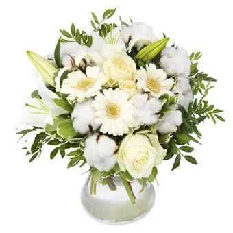 Inspiration bouquet coton - 4