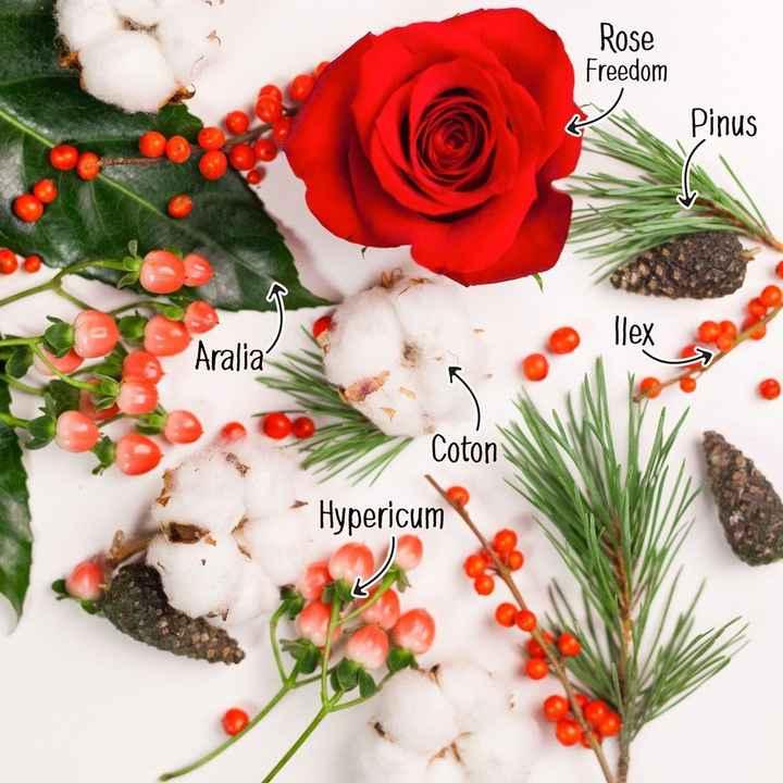 Inspiration bouquet coton - 6