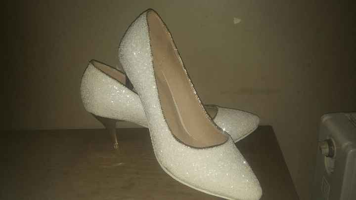 Help photo de vos chaussures svp - 1