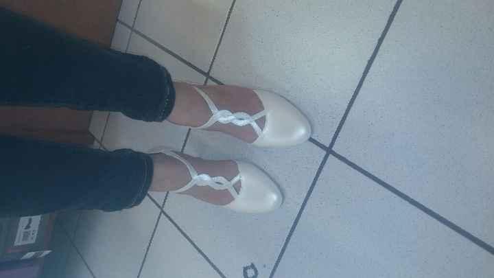 Help photo de vos chaussures svp - 2