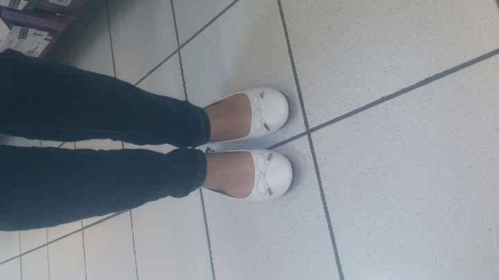 Help photo de vos chaussures svp - 3