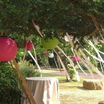 Inspirations mariage esprit jardin - Décoration - Forum ...