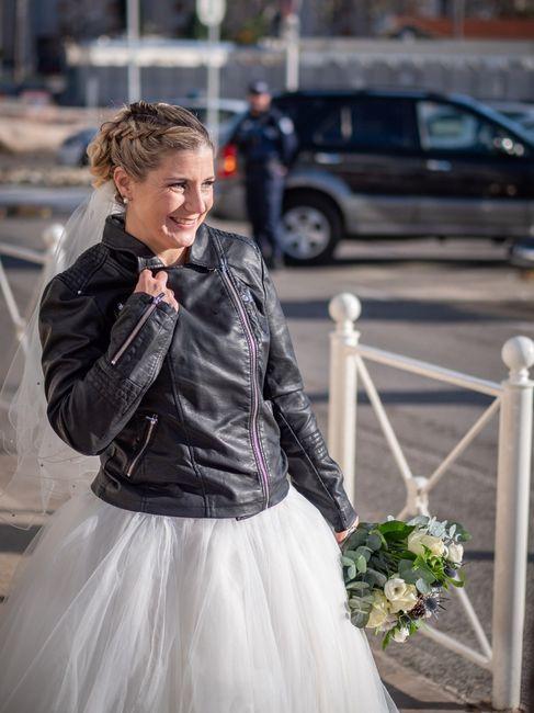 Tu préferes... une mariée rock ou classique ? - 1