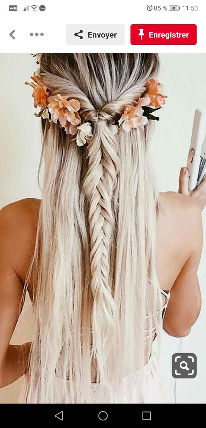 Choix coiffure - 1
