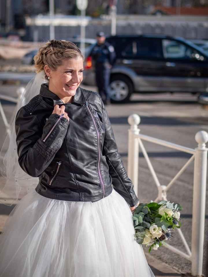 Tu préferes... une mariée rock ou classique ? 3