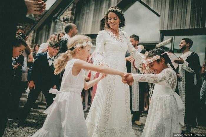 Les enfants seront-ils invités à ton mariage ? 👧 👦 1