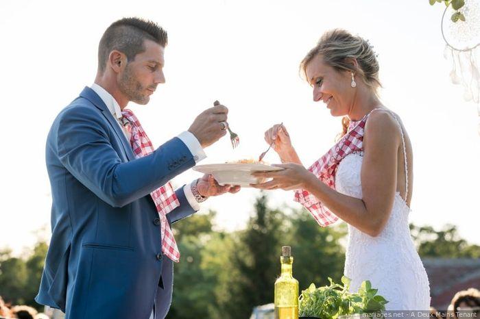 Quel est ton repas idéal pour un dîner aux chandelles ? 🕯️ 1