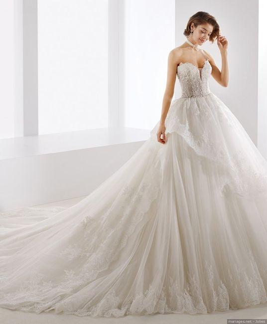 J'adore ❤️ ou je déteste 💔 : La robe princesse ! 1