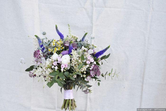 2019 VS  2020:  Le bouquet 1