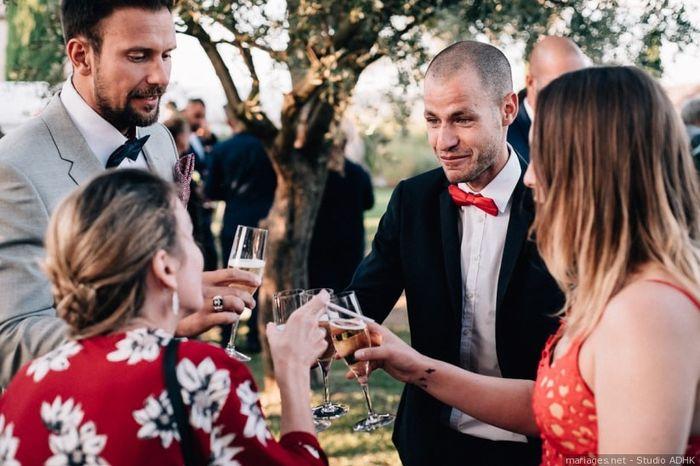 Combien de personnes asisteront à ton mariage ?  💰 1