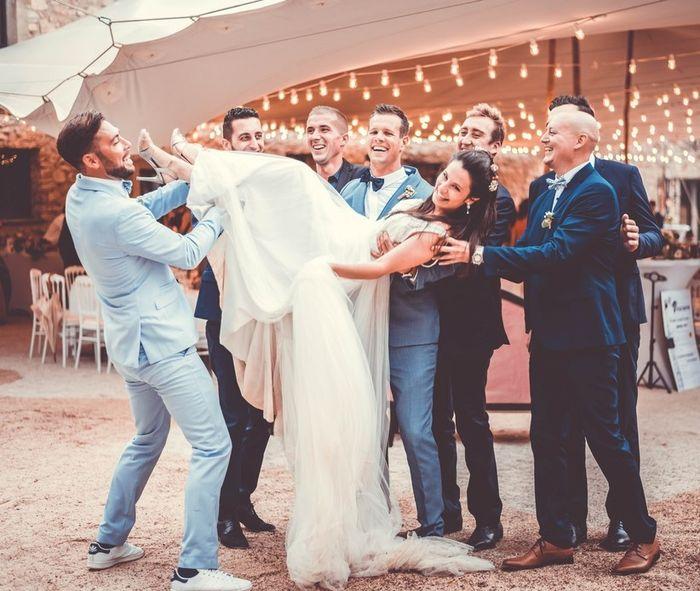 Regime avant le mariage 🥑 1