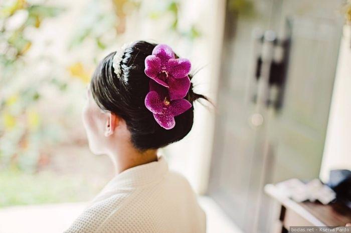 👒 Les accessoires de la mariée: Thème exotique vs thème champêtre chic 1